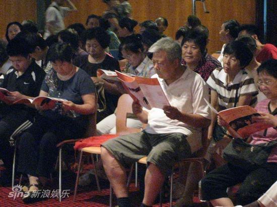 国话实践文化惠民邀市民零距离接触高雅艺术