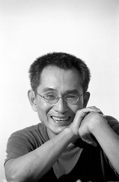 林怀民(摄影 刘振祥)