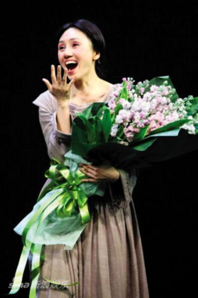 """在台上听到女儿第一次叫""""妈妈"""",袁泉惊喜落泪"""
