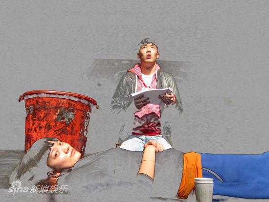 《罗密欧&朱丽叶》扮演者:孔雁、张�o铖