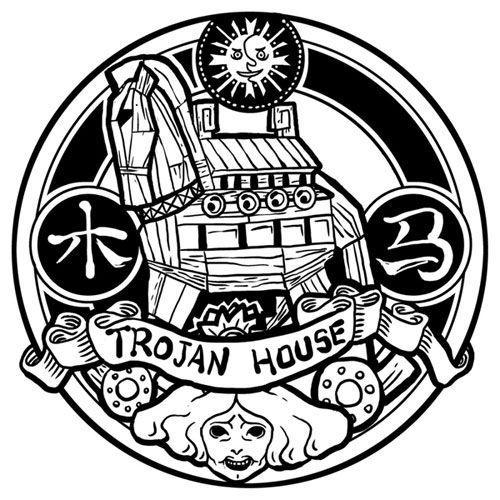 木马剧场logo