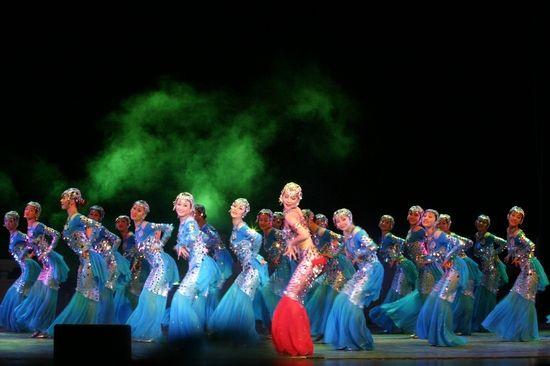 中国舞蹈家协会推出红色经典舞蹈专场献礼七一