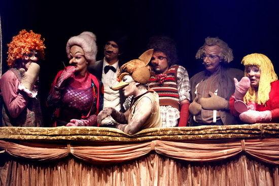 《七个木偶的爱情》