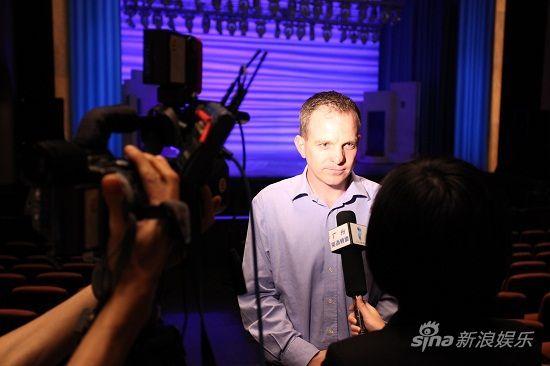小星星公司国际巡演经理Mark WHITTEMORE接受采访