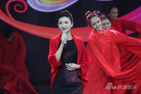 《2013寻找七仙女》颁奖典礼斓曦演唱《仙女的梦想》