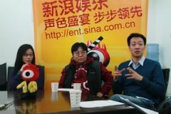 胡靖钒辛柏青谈《红白玫瑰》角色创作趣闻(图)
