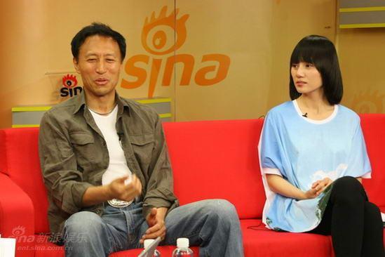 图文:《简爱》主演聊天-王洛勇侃侃而谈