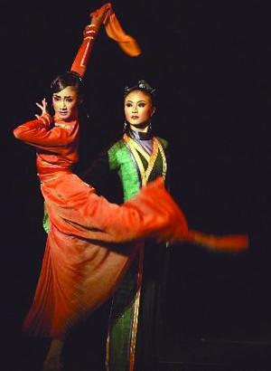 起舞婆娑叩问生命六十年中国舞蹈回望(组图)