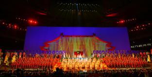鸟巢版《图兰朵》上演可移动巨型宫殿令人惊叹