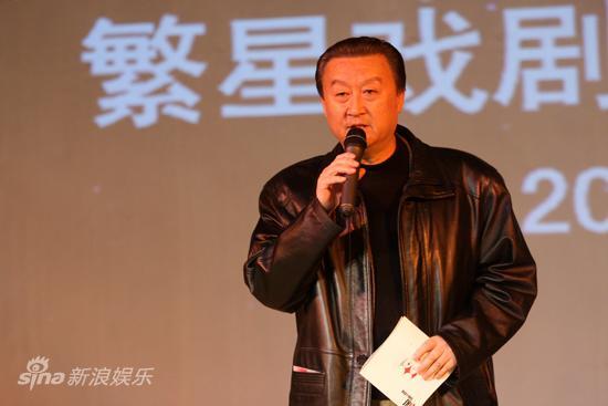 图文:繁星戏剧村开村-北京市文联党委副书记索谦