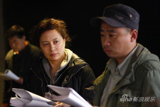 图文:《有一种毒药》探班-刘佳与韩涵