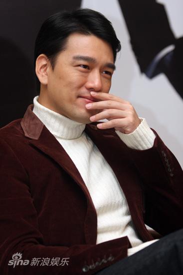 图文:《上班族》发布会-王耀庆演技不凡