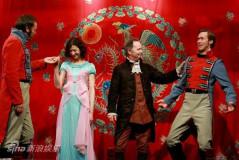 TNT剧院中国春季巡演梨园戏台混搭莎翁剧