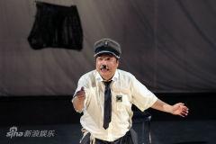 观众为《希特勒》叫绝刘晓晔抖搂曲艺功底(图)