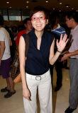 《七月与安生》北京首演江一燕弹唱很出彩(图)