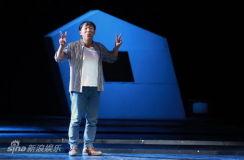 孟京辉《活着》见观众黄渤表演特出彩儿