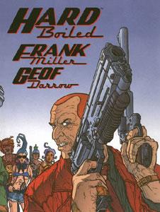 弗兰克-米勒作品赏析:《热血硬派》