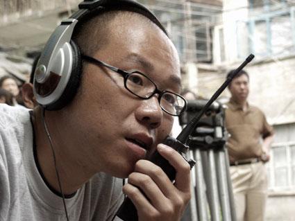 华语青年影像论坛展映影片--《与你同在的夏天》