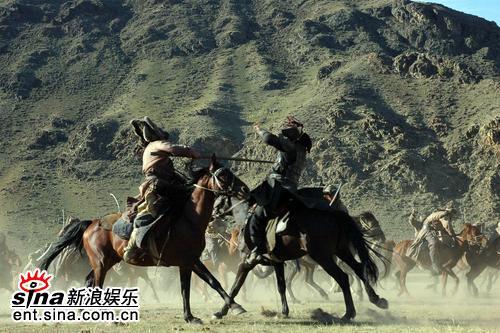 资料:奥斯卡最佳外语片提名--《蒙古王》