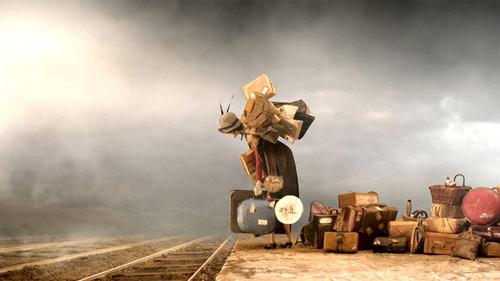 资料:奥斯卡最佳动画短片提名-《夜车惊魂记》