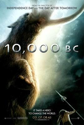 2008年不可错过的好莱坞电影--《史前一万年》