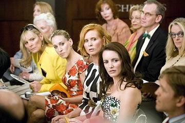 2008年不可错过的好莱坞电影--《欲望都市》
