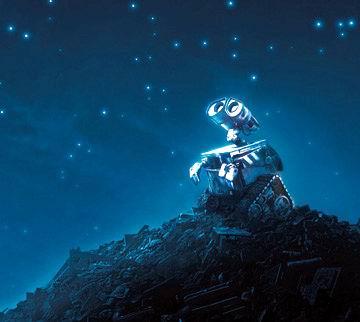 2008年不可错过的好莱坞电影--《星际总动员》
