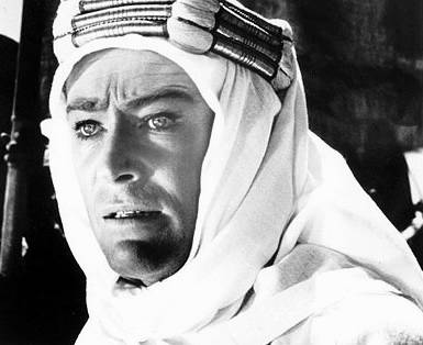 奥斯卡百部经典之五--《阿拉伯的劳伦斯》