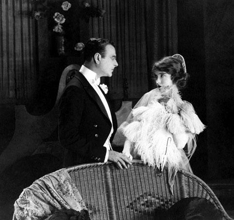 电影《走向东方》1920年