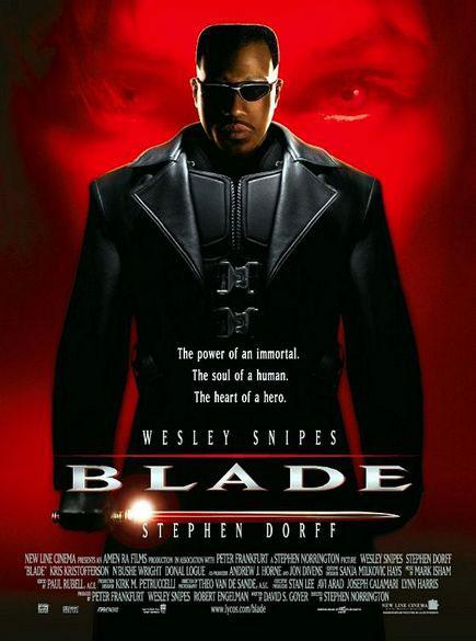 电影《刀锋战士》1998年