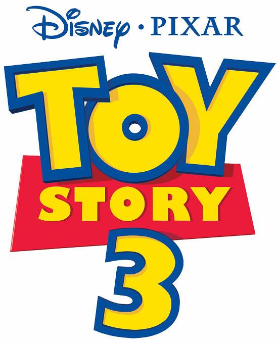《玩具总动员3》logo