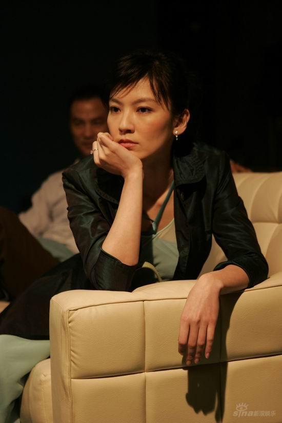 资料:《文雀》花絮林熙蕾抽烟抽到头晕目眩