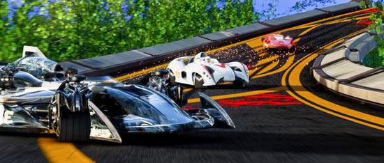 策划:揭秘《极速赛车手》人类赛车史大检阅