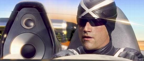 资料:《极速赛车手》人物介绍--神秘赛车手X