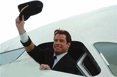 全球电影人的飞行瘾:约翰-特拉沃尔塔
