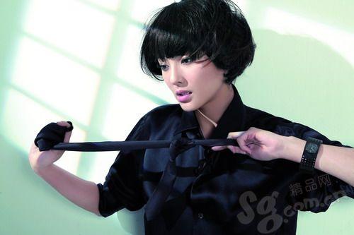 张雨绮演绎惹火俏佳人:花瓶也没什么不好(2)