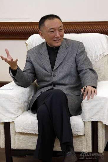 中国电影集团公司董事长韩三平简介(附图)