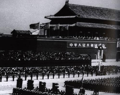 天安门广场断代史:1949与1978年