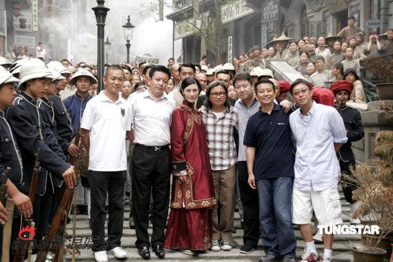 革命年代:陈德森独家解密《十月围城》前世今生