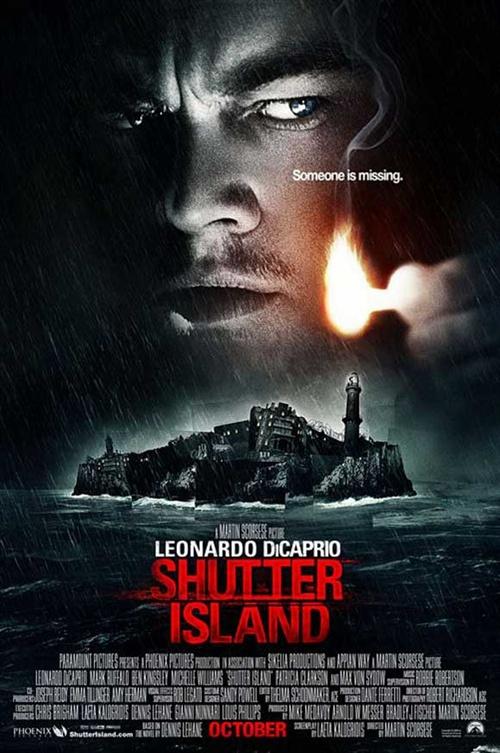2010年不可错过的好莱坞电影-《孤岛疑云》