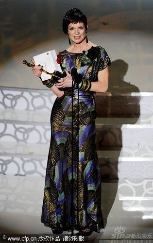 详讯:《年轻的维多利亚》获最佳服装设计奖