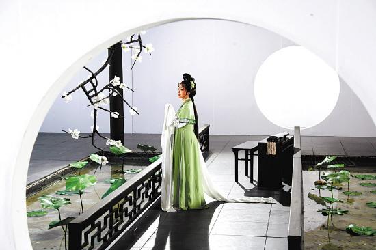 """茅威涛主演《梁祝》""""小百花""""捧出新戏曲电影"""