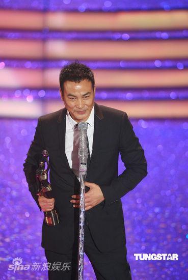 详讯:任达华凭《岁月神偷》获最佳男主角奖