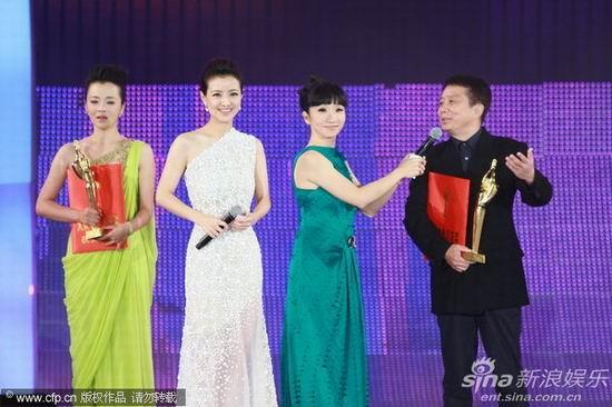详讯:许晴凭借《建国大业》获得最佳女配角奖