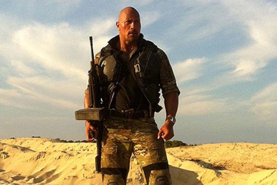 盘点:2012的50部好莱坞电影-《特种部队2》