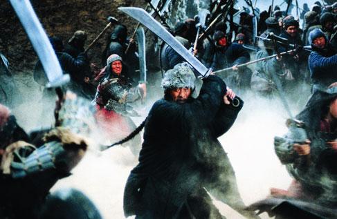 奚仲文:《投名状》要再现地狱式的战争场面