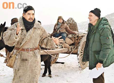 《黄石的孩子》明年4月上映锁定09年奥斯卡(图)