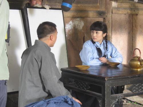 刘芸新片《梅花结》成都开机将面对跨龄挑战