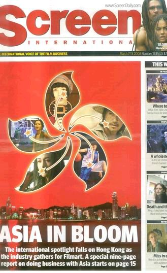《集结号》英国热映张涵予受国外权威杂志肯定