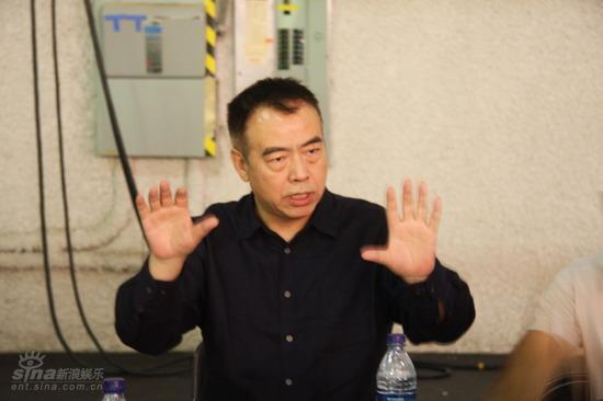 陈凯歌将拍《赵氏孤儿》有望与张东健二度合作